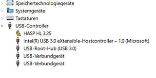Eos Client Dongle does not work anymore (Win 10 pro) - Eos