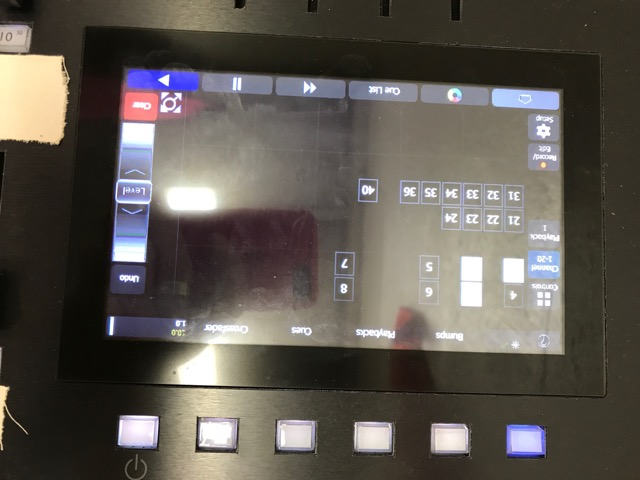Can Vanity Lights Be Installed Upside Down : Screen upside down - ColorSource Console Forum - Control Consoles - ETC - Community